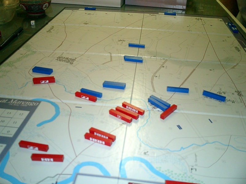 Bonaparte at Marengo (Simmons Games)
