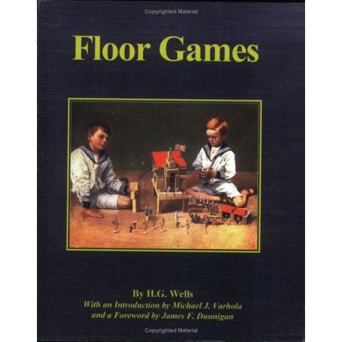 H. G. Wells, Floor Games